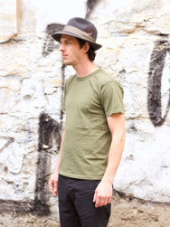 Runabout Goods Simple Tee Moss