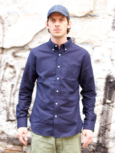 Stevenson Overall OI1-IN Old Ivy Shirt