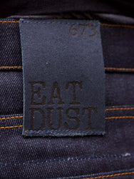 Eat Dust Clothing  Doom Jeans Slim tapered fit