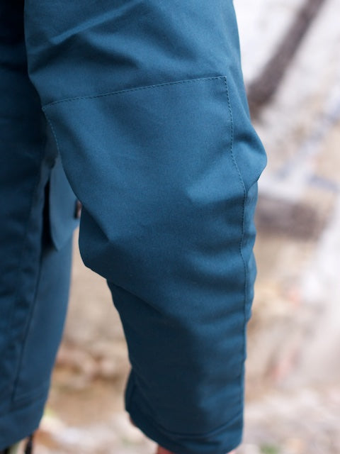 Allevol SAS Mountain Jacket Teal