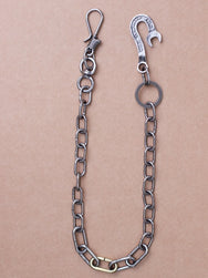 Samurai SMBC17 Brass Wallet Chain