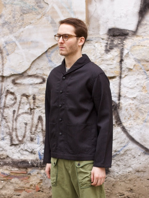 Stevenson Overall Co. Seaman - SM2 Black Stripe
