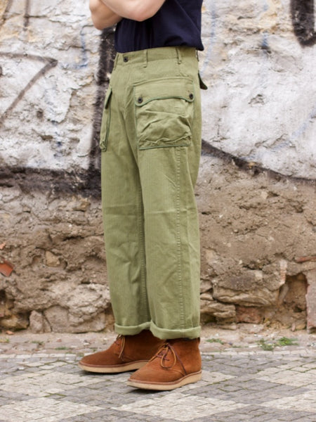 Runabout Goods Ranger Pants - Meadow