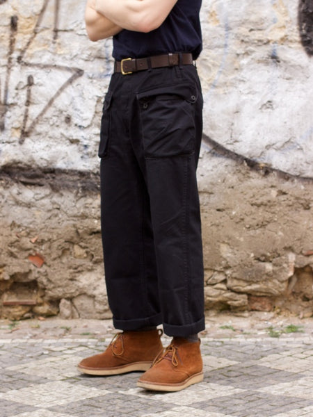 Runabout Goods Ranger Pants - Black