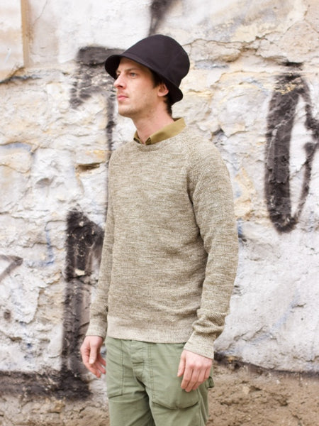 Hansen Garments Alfred - Army Moulin
