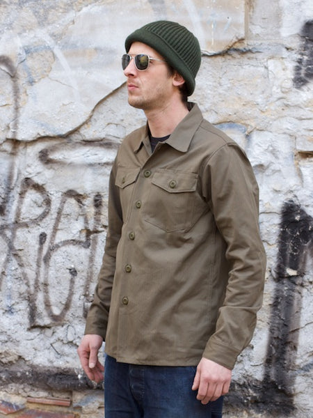 3sixteen Fatigue Overshirt