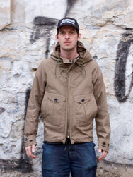 Ten C Tempest Anorak Light - Olive