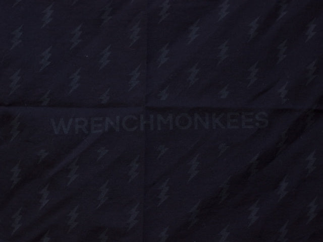 Wrenchmonkees A.C. Black Bandana