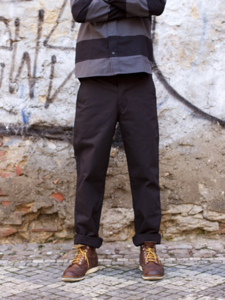 Wrenchmonkees A.C. #141 Club Pants Black