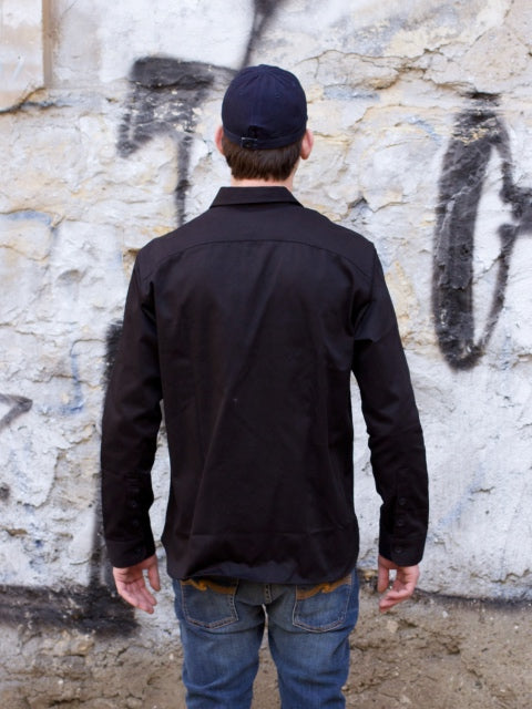 Wrenchmonkees A.C. #142 Workshirt II Black