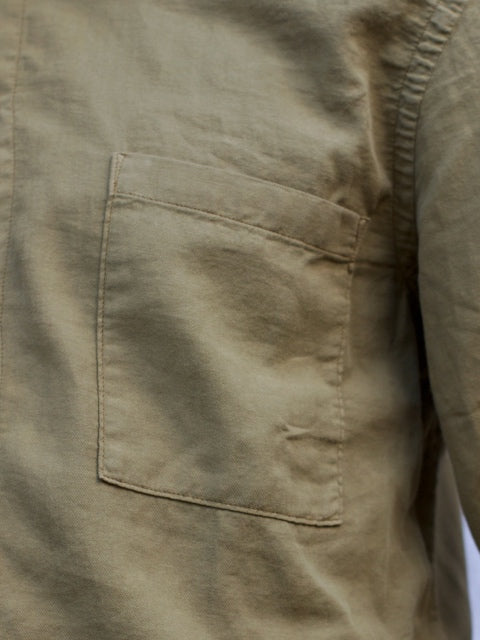 Hansen Garments Henning Shirt Olive Oil