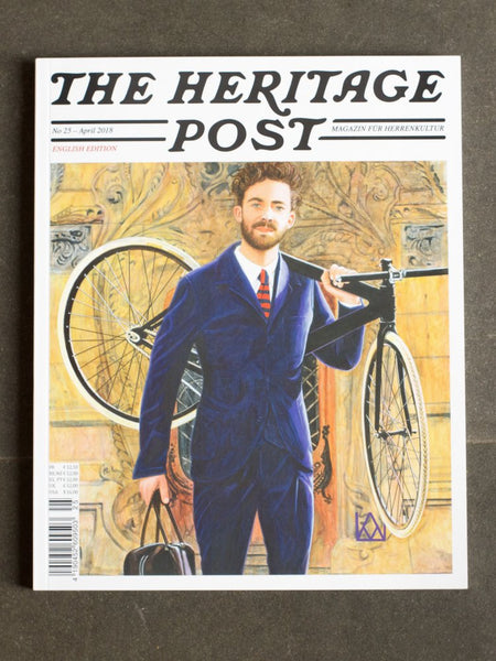 The Heritage Post No. 25 - April 2018 ENG