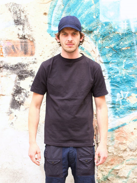 Studio d'Artisan 6oz 'USA Cotton' Tee Black