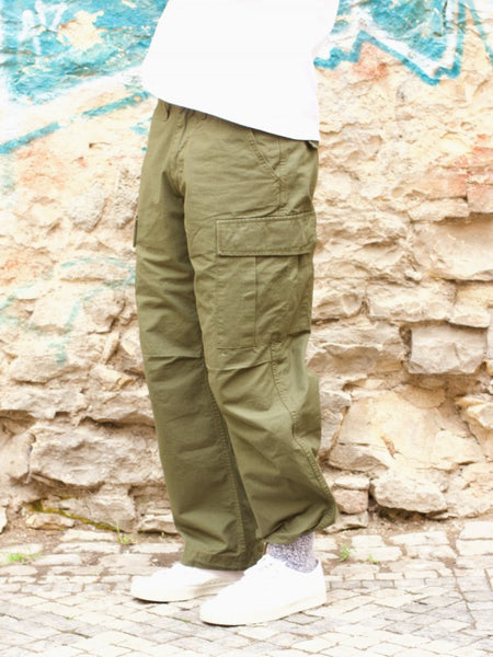Japan Blue JB1700 Military Cargo Pants Olive Drab