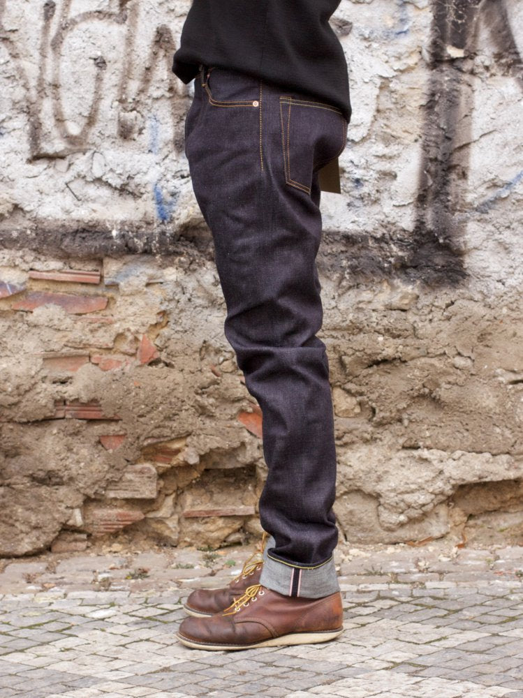 Momotaro Jeans 0406-12 Tapered 12 oz