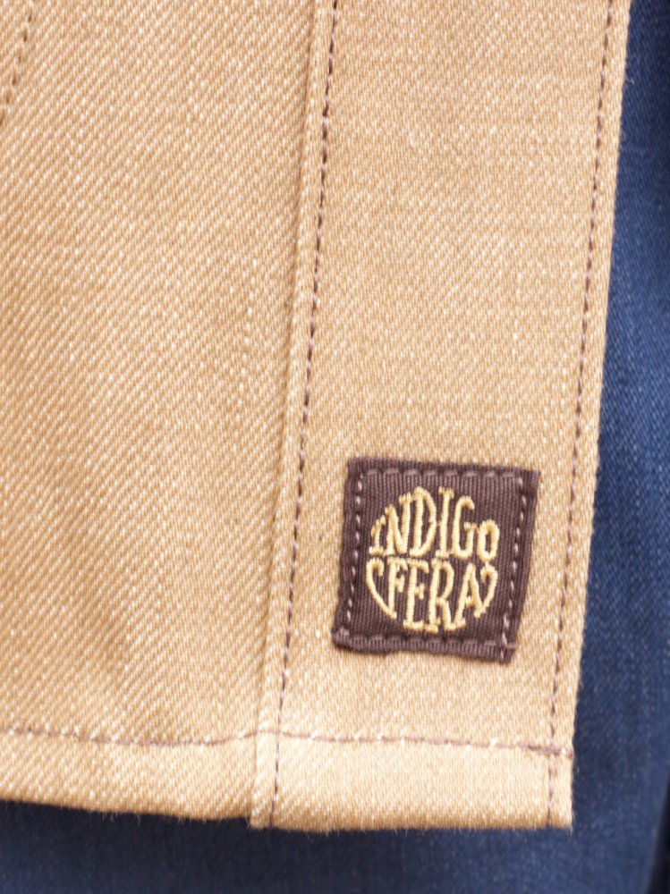Indigofera Eagle Rising Beige Two Tone