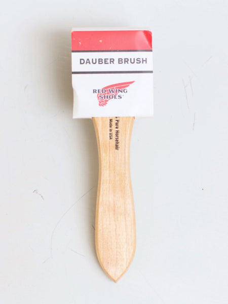 Red Wing Horse Hair Dauber Brush