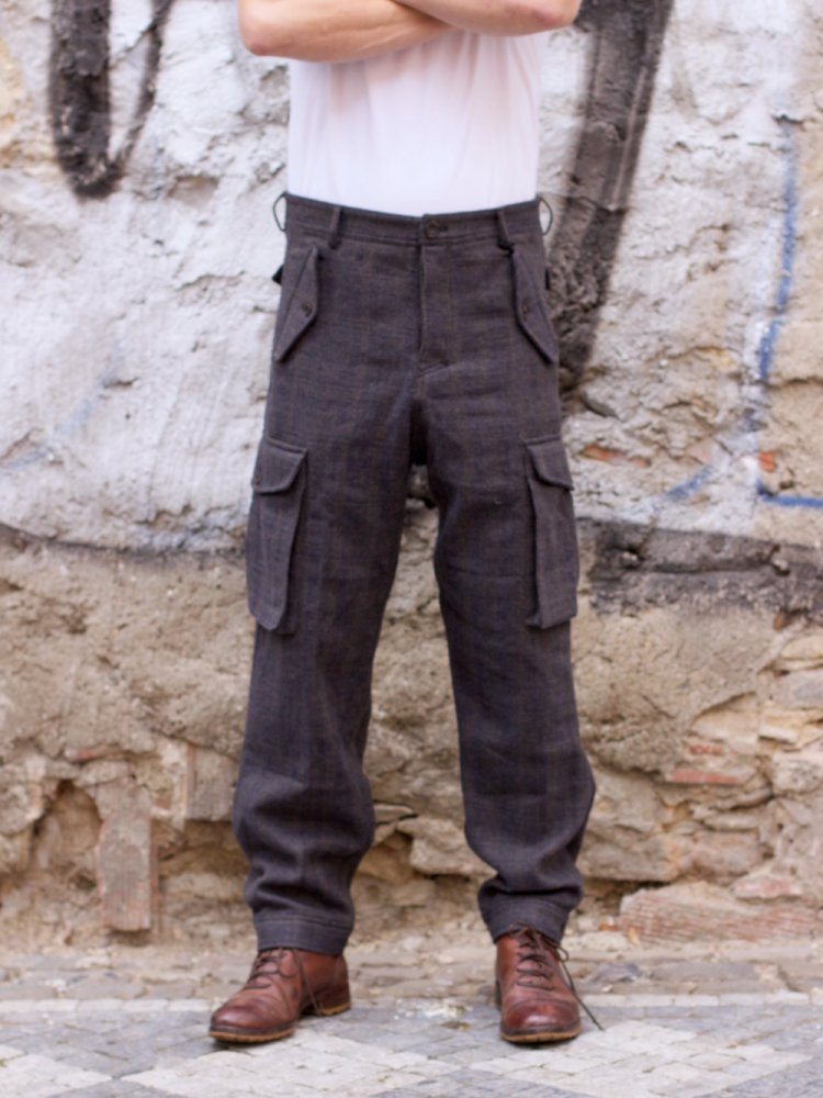 Hansen Garments Kurt Trousers Trout