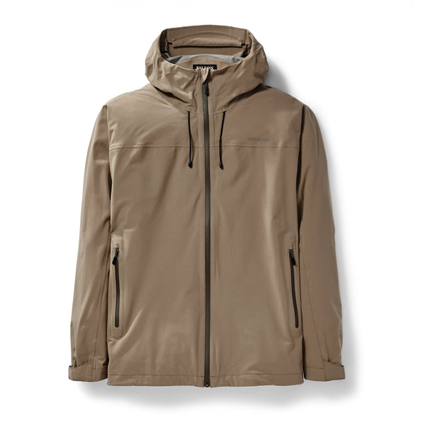 Filson Swiftwater Rain Shell Dark Tan