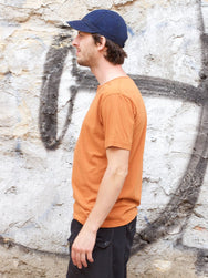 Homespun Knitwear Great Plains Tee Rust