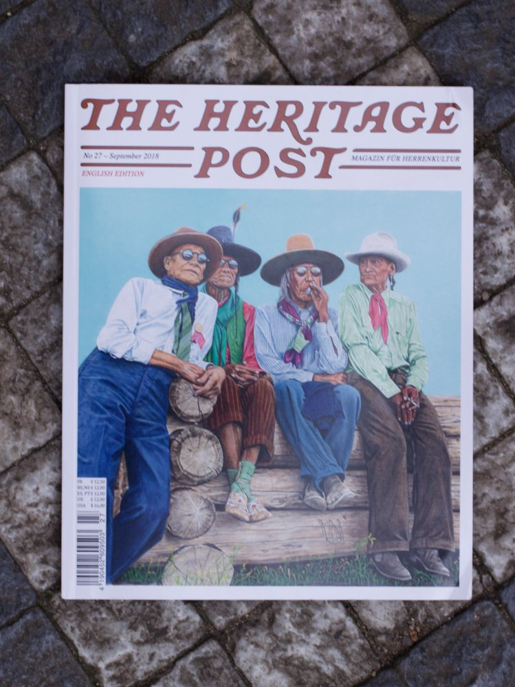 The Heritage Post No.27 - September 2018 ENGlish