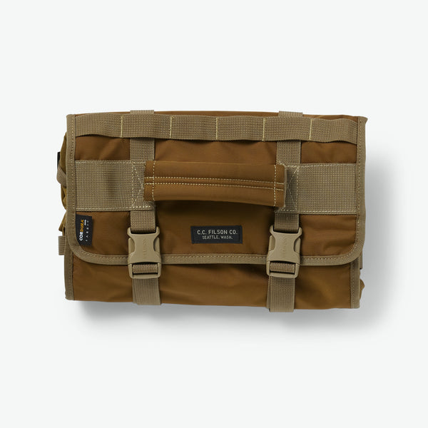 Filson Alcan Tin Cloth Tool Roll