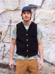 Eat Dust Cali Vest Tormenta Black