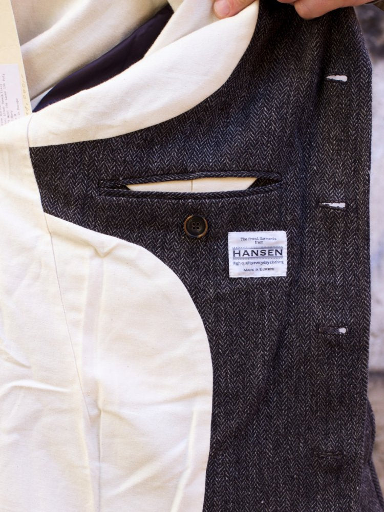 Hansen Garments Anker Casual Blazer Navy