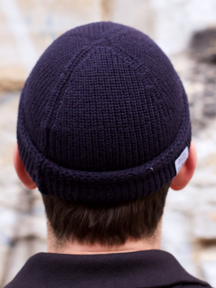Stevenson Overall Co. Knit Cap - KC Navy