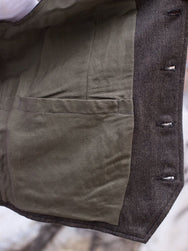 Stevenson Overall Co. Huntsman - HW4 Charcoal Heather