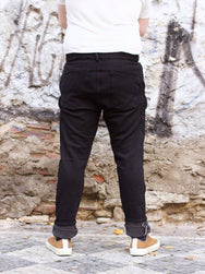 Stevenson Overall Co. Messenger - ME1 Black