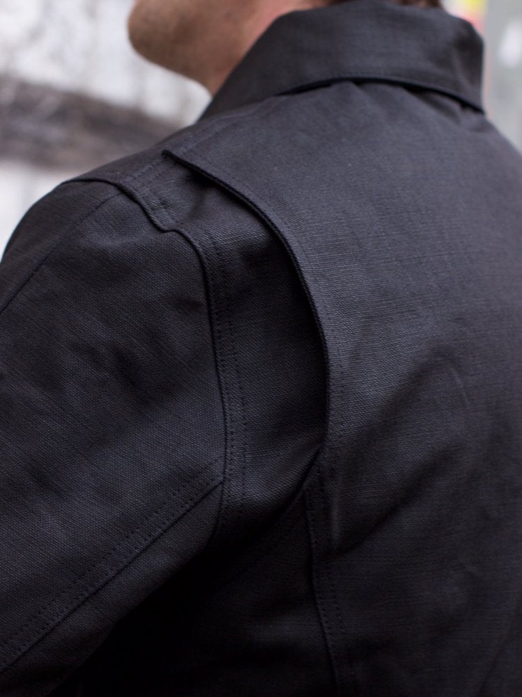Nine Lives Sky Valley Jacket - Blackened Indigo