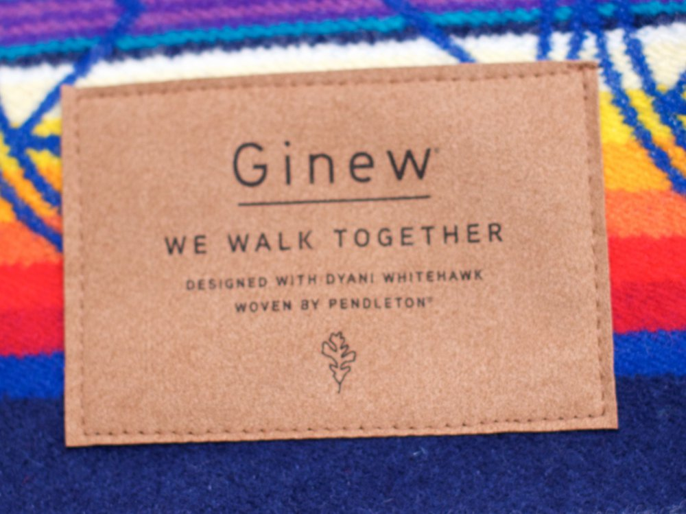 Ginew Blanket WE WALK TOGETHER