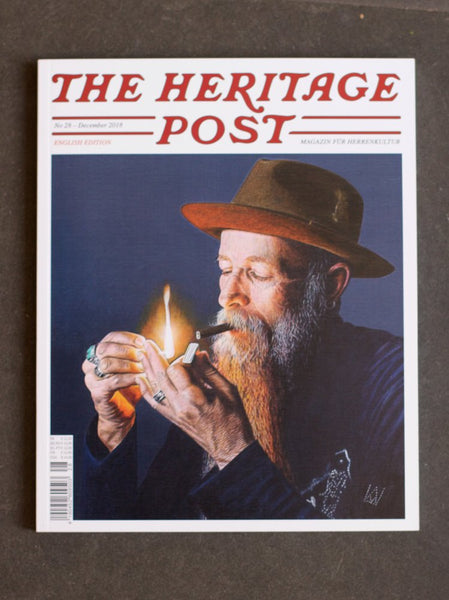 The Heritage Post No. 28 - December 2018 ENG