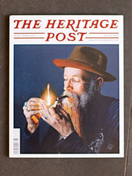 The Heritage Post No. 28 - December 2018 Deutsch