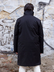 Tilak Poutník Thomas Coat Black