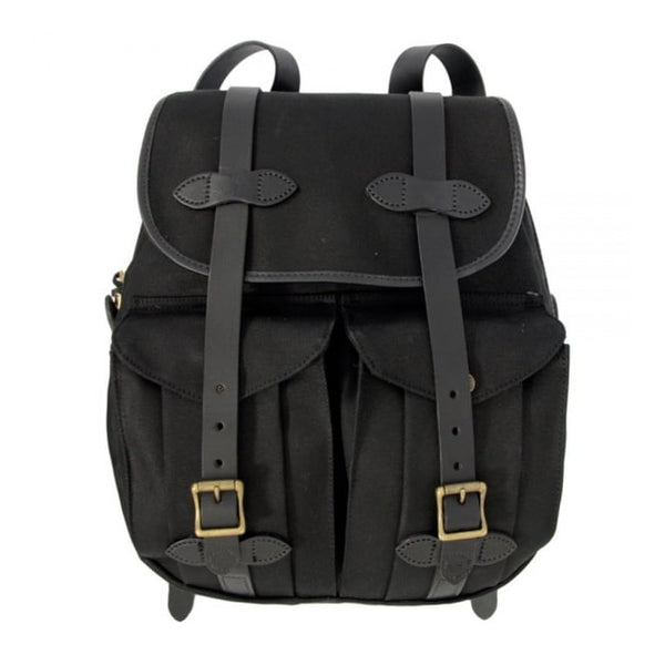 Filson Rugged Twill Rucksack Black
