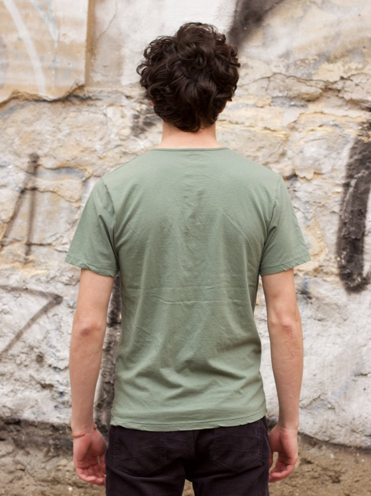 Homespun Knitwear Great Plains Tee Pine