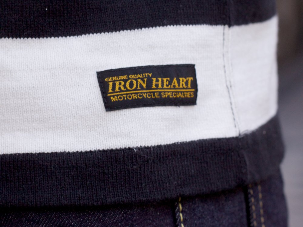 Iron Heart IHTB-08 LS Padded Elbows