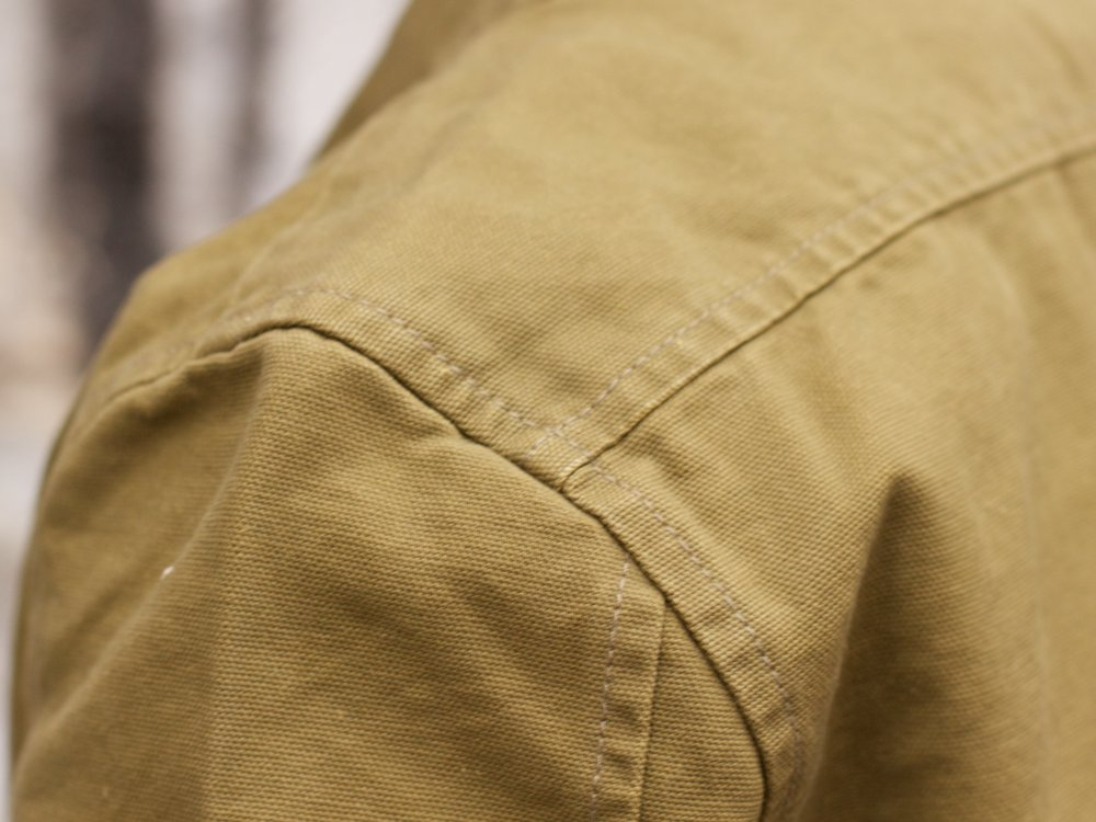 Nudie Jeans Sten Swedish Army Shirt