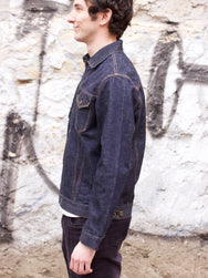 Japan Blue  JBJK1069 Chigu-Hagu Denim Jacket