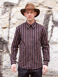 Indigofera Waters shirt