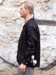 Black Sign Sharekoube Sport Shirt Black