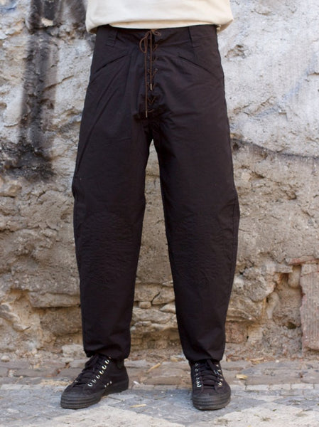 Black Sign  Athletic Summer Pants Midnight Black