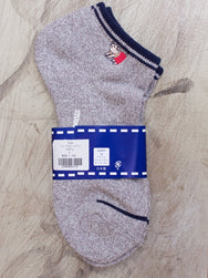 Studio d'Artisan 7319 Embroidery Short Socks