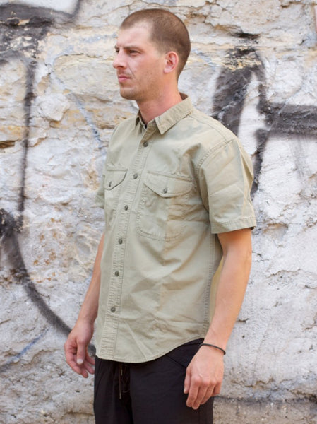 Filson Short Sleeve Field Shirt Field Green