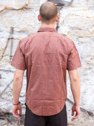 Filson Short Sleeve Field Shirt Red Clay