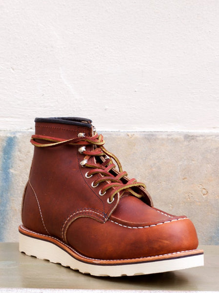 "Red Wing 87516 6"" Moc-Toe"