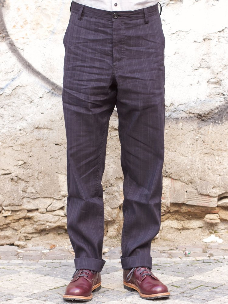 Hansen Garments Ken, Black Stripe