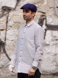 Hansen Garments Henning Shirt, Super Light Summer Spring shirt